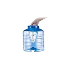 ET-PURE hordozható víztartály csappal, 10 literes