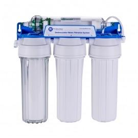 Háztartási ivóvíztisztító ultraszűrővel.