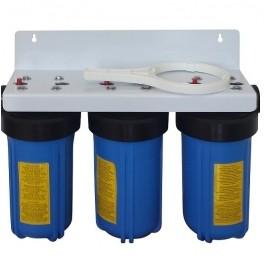Központi víztisztító közepes teljesítményű antibakteriális.
