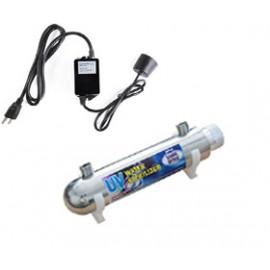 UV lámpa egység ozmózis víztisztító berendezésekhez