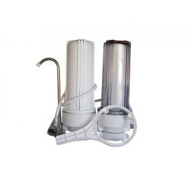 Csapra szerelhető víztisztító Duo -2H