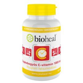 Boiheal Csipkebogyós C-vitamin 1000 mg nyújtott felszívódással 120db